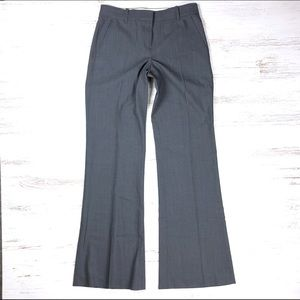Theory Dress Pants 4 Wool Lycra Blend Slacks